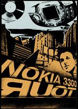 cartolina pubblicitaria PROMOCARD n.3872 NOKIA 3300 RUOT CELLULARE