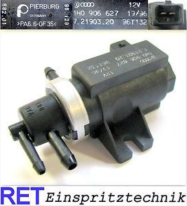Magnetventil Druckwandler PIERBURG 1H0906627 VW / Audi 1,9 / 2,5 TDI original