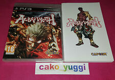 ASURA'S WRATH SONY PS3 NEUF SOUS BLISTER 100% FRANCAIS + MINI ARTBOOK 100 PAGES