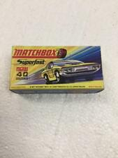 1970 Matchbox Superfast Guildsman 1