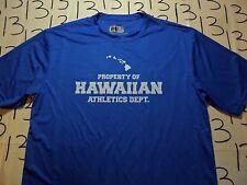 Large- NWOT Property Of Hawaiin Athletics Dept T- Shirt