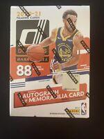 Panini Donruss 2020-21 Basketball Blaster Box - 88 Cards