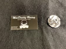 MacDaddy Racing CanAm Ds 450 Billet Coolant Temperature Gauge Radiator