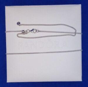 Pandora 398283 Curb Chain Necklace 60CM S925 ALE
