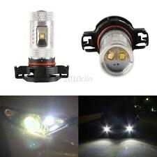 1920LM High Power LED 5202 Cool White Fog Driving Light Bulb H16 PS24W 80W