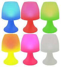 LED Tischlampe Tischleuchte Schreibtischlampe Lampe Leselampe Farbauswahl Neu