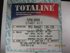 TOTALINE P296-0003 START KIT- CONTACTOR MFD RANGE 135-155 320V RELAY 50A 420V