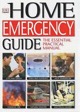 Home Emergency Guide by Dorling Kindersley Ltd (Hardback, 2002)