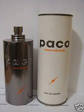 Paco Energy EDT SPRAY 3.4 FL MEN by Paco Rabanne RARE