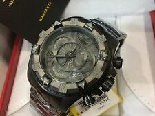 24269 Invicta Men's 52mm Excursion Touring Quartz Chronograph SS Bracelet Watch