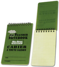 """Mil-Spex All-Weather Notebook 3"""" X 5"""""""