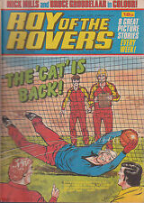 ROY OF THE ROVERS 22-01-1983 Mick Mills SOUTHAMPTON (Free Postage)