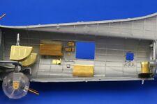 Eduard 1/48 B-17G Interiores Traseras pre-pintado en color! # 49362