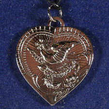 PHOENIX and DRAGON - SLAVIC AMULET CHARM TALISMAN PROTECTOR PUPILS  STUDENTS