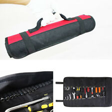 Roll-up Motorcycle Tool Storage Bag Mixed Wrench Spanner Socket Package Holder