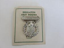 Insigne / Badge US WW2 USMC Marksman - tireur d'élite américain US Marines