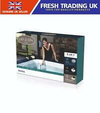 Bestway Lay z Spa Xtras 3 in 1 Combo Pack Set - Hot Tub Jacuzzi Cleaning Kit