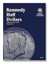 Coin Folders Half Dollars: Kennedy 1964-1985