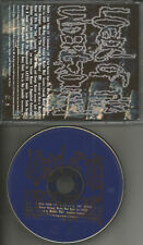 LORDS OF THE UNDERGROUND Psycho w/ RADIO TRK & INSTRUMENTAL PROMO DJ CD single