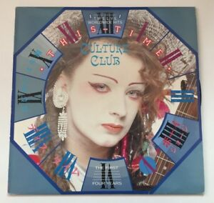 Culture Club - This Time - The First Four Years - 1987 - LP