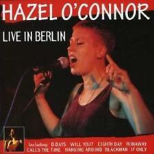 Hazel O'Connor : Live in Berlin CD (2001) ***NEW***
