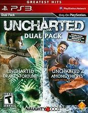 Uncharted 1 & 2 Pak PLAYSTATION 3 (PS3) Action / Adventure (Video Game)