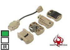 Night Evolution MPLS-3 Modular Personal LED Lighting System ARC-ACH Rail (DE GN)