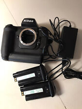 Nikon D1X Digital Camera with batteries and AC Adapter