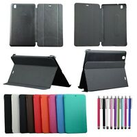 HOUSSE COQUE ETUI BOOK COVER POUR GALAXY TAB PRO 8.4 / 10.1 + STYLET