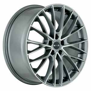 ALLOY WHEEL MAK SPECIALE FOR PORSCHE CAYENNE III S STAGGERED 9YA 10x23 5x130 d48
