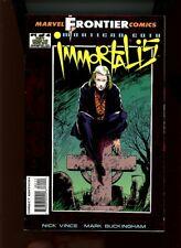 """ Immortalis "" # 1, 1993 Marvel/Frontier, NM, BX83"
