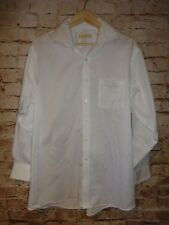 Men's Shirt Michael Kors Non Iron SZ 16.5 32/33 White Long Sleeve
