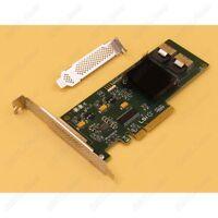 New IT Mode Genuine LSI 9211-8i 8-port PCI-E Card Bulk-pack US-SameDayShipping