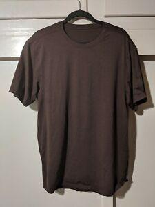 Lululemon Athletica T Shirt Mens XL? Brown