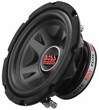 """BOSS Audio Elite BE8D 8"""" Car Subwoofer, 600 Watts, Dual 4 Ohm, Sold Individually"""