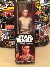 Star Wars The Force Awakens Rey (Jakku) 12 Inch Figures