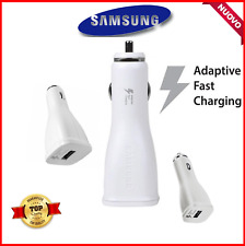 Caricabatteria Per Auto Fast Charging Originale Samsung Galaxy S9 S8 Note 9 A8