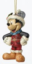 Disney Traditions Sugar Coated Mickey Mouse Hanging Ornament Figure 10cm A28239