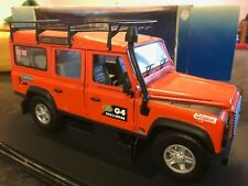 Universal Hobbies Land Rover Defender 110 G4 Challenge 1/18 Scale Very Rare