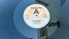 "Sarr Band - Double Action/Magic Mandrake 12"" vinyl Calendar 1978 Disco Funk Soul"