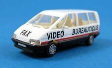 Praliné Renault Espace BUREAUTIQUE VIDEO FAX 1:87 OVP