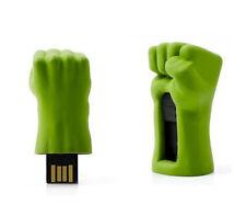 8GB Metal Hulk fist Marvel Avengers USB 2.0 Memory Stick/Flash Drive Christmas
