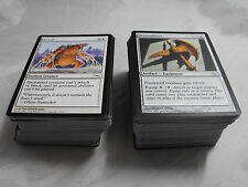 MAGIC THE GATHERING MIRRODIN COMPLETE MASTER SET OF 306