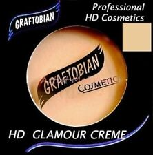 Graftobian HD Glamour Crème Foundation Bombshell (N) 1/2oz,  Ultra Fair #2