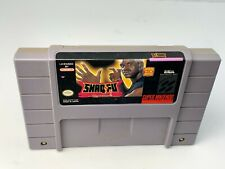 Shaq Fu (Super Nintendo Entertainment System, 1994) Tested Working