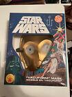 Star Wars Ben Cooper C-3PO Mask Rare
