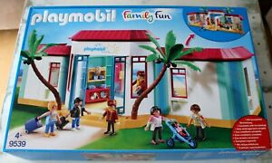 PLAYMOBIL® 9539 - Ferienhotel Family Fun-Top Zustand+OVP!!