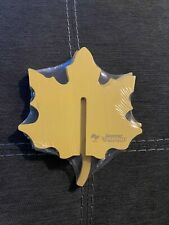 New ListingLongaberger Maple Leaf Yellow