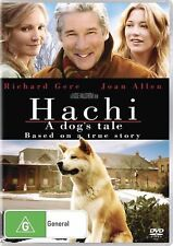 Hachi: A Dog's Tale Drama G Rated DVDs & Blu-ray Discs