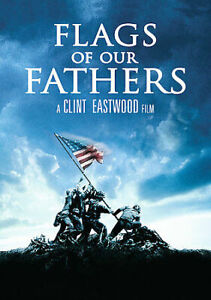 Flags Of Our Fathers DVD Clint Eastwood War Epic Movie REGION 4 AUST